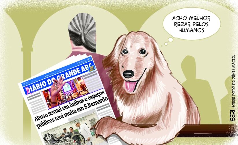 BENÇÃOS DOS ANIMAIS NO DIA DE SÃO FRANCISCO